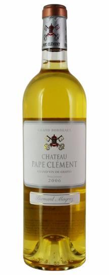 2007 Pape Clement Blanc
