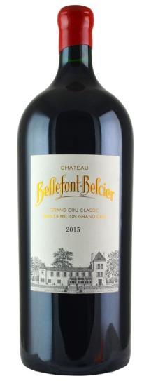 2015 Bellefont Belcier Bordeaux Blend