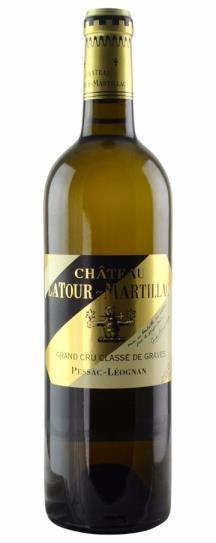 2012 Latour Martillac Blanc