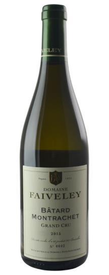 2015 Domaine Faiveley Batard Montrachet