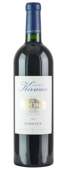 2006 Kirwan Bordeaux Blend