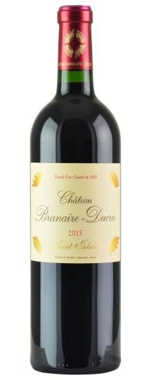 2015 Branaire-Ducru Bordeaux Blend