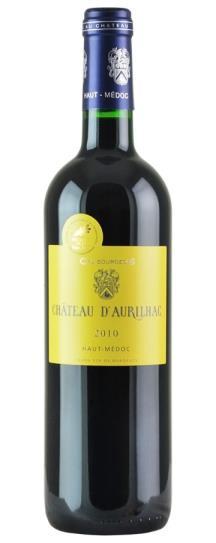 2010 D'Aurilhac Bordeaux Blend