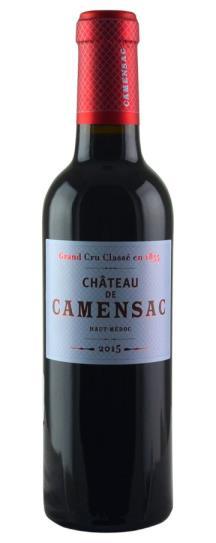 2015 Camensac Bordeaux Blend