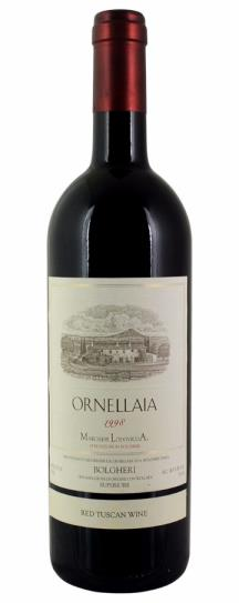 1998 Tenuta dell' Ornellaia Ornellaia