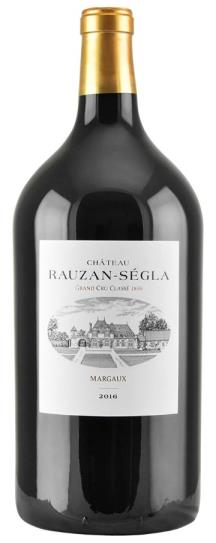 2016 Rauzan-Segla (Rausan-Segla) Bordeaux Blend