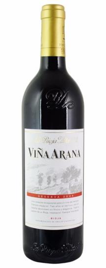 2009 La Rioja Alta Vina Arana Reserva
