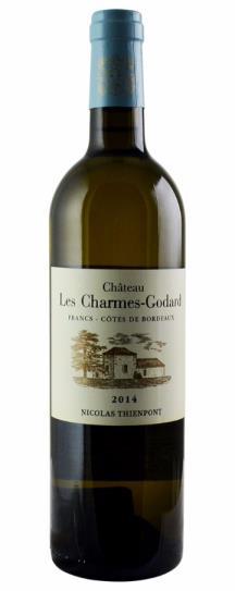 2014 Charmes Godard, Chateau Les Cote de Francs White