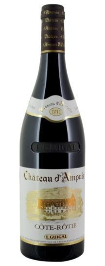 2011 Guigal Cote Rotie Chateau d'Ampuis