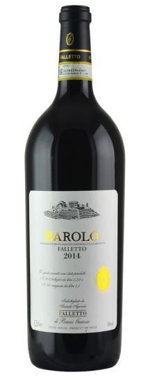 2014 Bruno Giacosa Barolo Falletto