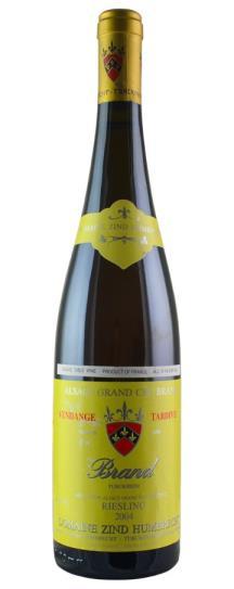 2004 Domaine Zind Humbrecht Riesling Brand Vendange Tardive