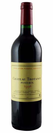 2002 Trotanoy Bordeaux Blend