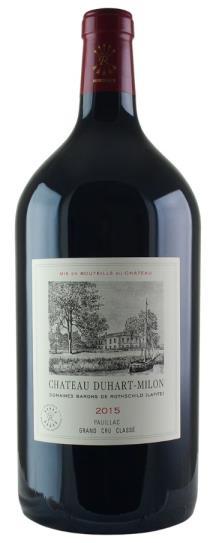 2015 Duhart-Milon-Rothschild Bordeaux Blend