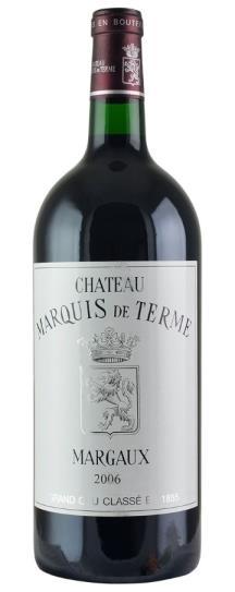 2006 Marquis-de-Terme Bordeaux Blend