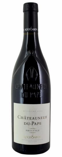 2009 Domaine Roger Sabon Chateauneuf du Pape Cuvee Prestige