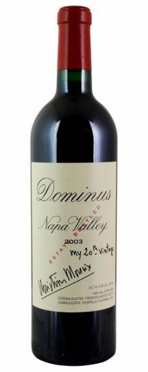 2004 Dominus Proprietary Red Wine