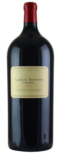 2015 Trotanoy Bordeaux Blend