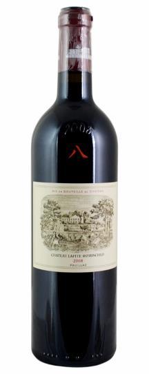 2012 Lafite-Rothschild Bordeaux Blend