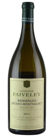2011 Faiveley Bienvenue Batard Montrachet Grand Cru