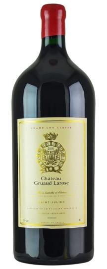 2001 Gruaud Larose Bordeaux Blend