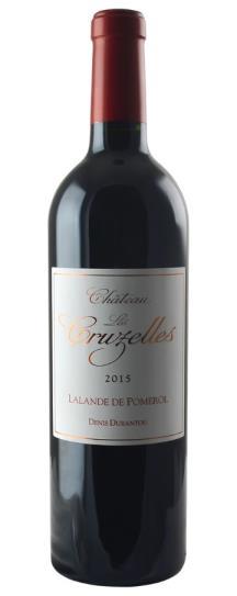 2015 Les Cruzelles Bordeaux Blend