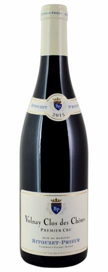 2015 Domaine Bitouzet Prieur Volnay Clos des Chenes