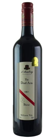 2005 d'Arenberg The Dead Arm