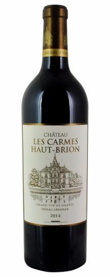 2017 Les Carmes Haut Brion Bordeaux Blend