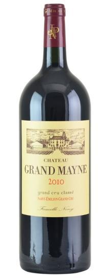 2010 Grand-Mayne Bordeaux Blend