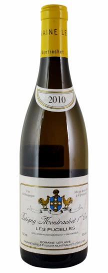 2010 Domaine Leflaive Puligny Montrachet les Pucelles