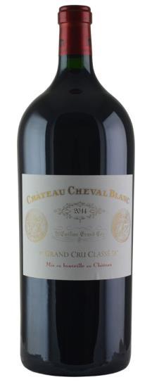 2014 Cheval Blanc Bordeaux Blend