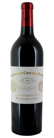 2013 Cheval Blanc Bordeaux Blend