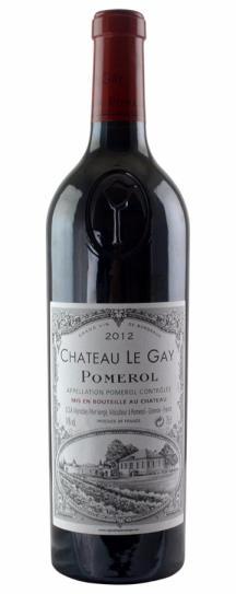 2011 Chateau Le Gay Pomerol