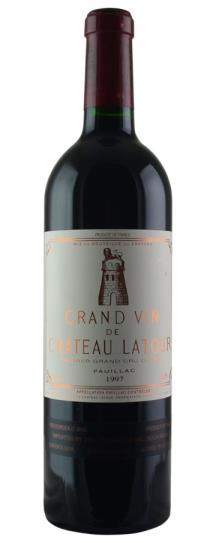 1997 Chateau Latour Bordeaux Blend