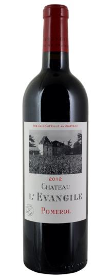 2012 L'Evangile Bordeaux Blend