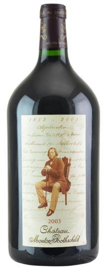 2003 Mouton-Rothschild Mouton-Rothschild