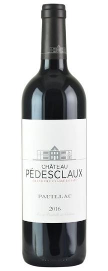 2018 Pedesclaux Bordeaux Blend