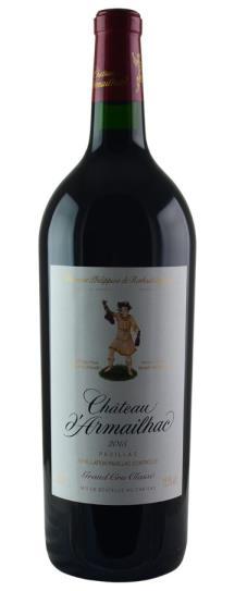 2015 d'Armailhac Bordeaux Blend