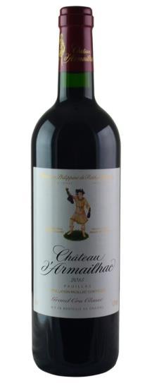 2018 d'Armailhac Bordeaux Blend
