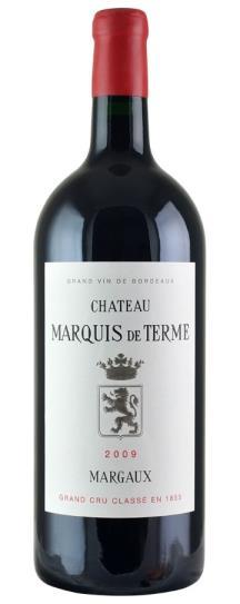 2009 Marquis-de-Terme Bordeaux Blend