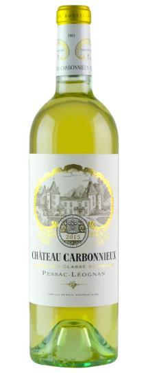 2015 Carbonnieux Blanc