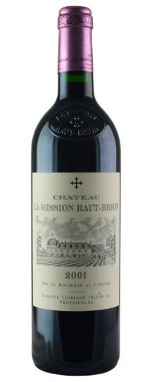2000 La Mission Haut Brion Bordeaux Blend