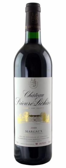 1997 Prieure-Lichine Bordeaux Blend