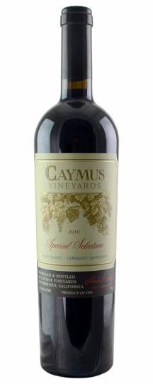 2011 Caymus Cabernet Sauvignon Special Selection