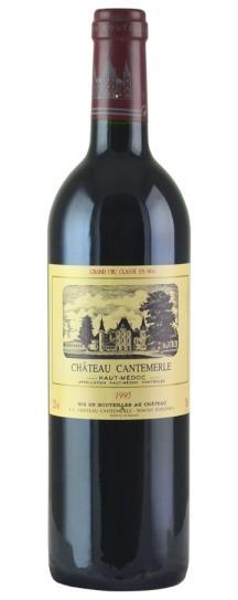 1995 Cantemerle Bordeaux Blend