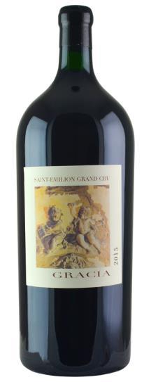 2015 Gracia Bordeaux Blend