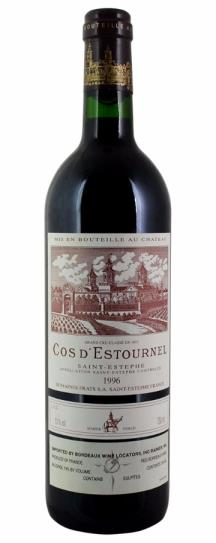 1996 Cos d'Estournel Bordeaux Blend