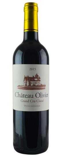 2015 Chateau Olivier Bordeaux Blend