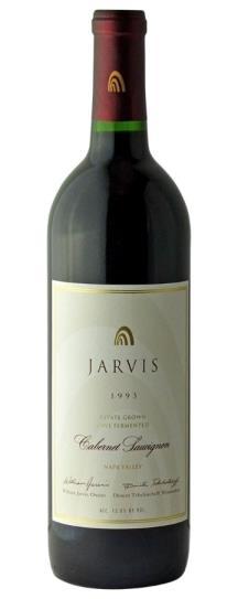 1993 Jarvis Vineyards Cabernet Sauvignon Estate