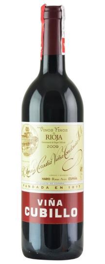 2011 Lopez De Heredia Rioja Vina Cubillo